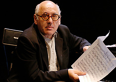 Michael Nyman 21st October 2005