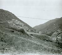 1923 Lake Hollywood & Dam