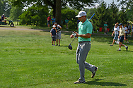 Sergio Garcia (ESP) heads down 14 during 2nd round of the World Golf Championships - Bridgestone Invitational, at the Firestone Country Club, Akron, Ohio. 8/3/2018.<br /> Picture: Golffile | Ken Murray<br /> <br /> <br /> All photo usage must carry mandatory copyright credit (© Golffile | Ken Murray)
