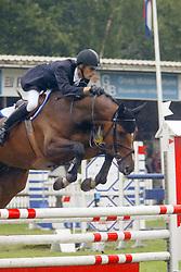 Donkers Paul-Talentski<br /> KWPN Paardendagen Ermelo 2004<br /> Photo © Hippo Foto