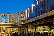 New York City: Staten Island Ferry Terminal