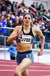 David Hemery Valentine Invitational<br /> Indoor Track & Field at Boston University , womens One Mile, heat 1,