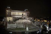 Il Vittoriano.  Roma 20 gennaio 2016. Christian Mantuano / OneShot