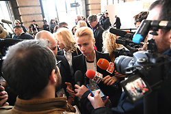 Italy, Verona  - March 29, 2019.Controversial World Families Conference starts in Verona / Elena Milskava (Credit Image: © Passaro/Fotogramma/Ropi via ZUMA Press)