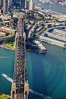 Sydney Harbour Bridge & Silhouette