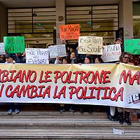 Mafia Capitale, Action  occupa assessorato alle Politiche Sociali