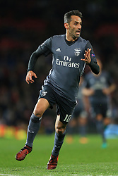 31st October 2017 - UEFA Champions League - Group A - Manchester United v SL Benfica - Jonas of Benfica - Photo: Simon Stacpoole / Offside.