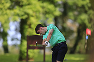 Simon Walker (Roscommon) during the final round of the Connacht Boys Amateur Championship, Oughterard Golf Club, Oughterard, Co. Galway, Ireland. 05/07/2019<br /> Picture: Golffile   Fran Caffrey<br /> <br /> <br /> All photo usage must carry mandatory copyright credit (© Golffile   Fran Caffrey)