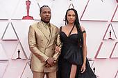 April 25, 2021 - CA: The Academy 93rd Oscars® On ABC - Red Carpet