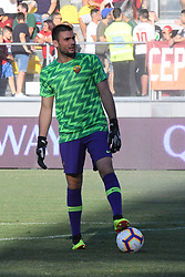 July 20, 2018 - Frosinone, Lazio, Italy - Daniel Fuzato during the Pre-Season Friendly match between AS Roma and Avellino at Stadio Benito Stirpe on July 20, 2018 in Frosinone, Italy. (Credit Image: © Silvia Lore/NurPhoto via ZUMA Press)