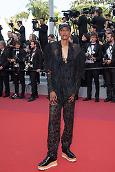 Justice Singleton attending the Il Traditore Premiere as part of the 72nd Cannes International Film Festival in Cannes, France on May 23, 2019. Photo by Aurore Marechal/ABACAPRESS.COM