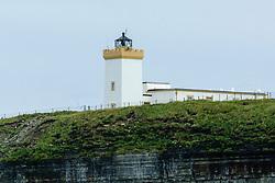 Duncansby Head Lighthouse, John o'Groats, Caithness, Highlands, Scotland, UK
