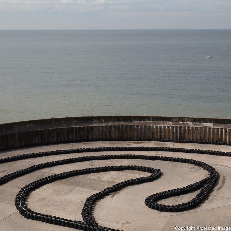 Go Kart track, Blackpool, Lancashire.