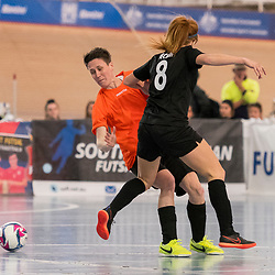 ADELAIDE, AUSTRALIA - SEPTEMBER 25:  during the Series Futsal Australia Women's Grand Final match between Mansfield FC and Gepps Cross FC on September 25, 2017 in Adelaide, Australia. (Photo by South Brisbane FC / Patrick Kearney)