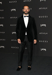 2018 LACMA ART+FILM Gala. 03 Nov 2018 Pictured: Alessandro Borghi. Photo credit: Jaxon / MEGA TheMegaAgency.com +1 888 505 6342