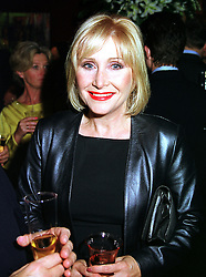 Eastenders actress CAROL HARRISON, at an exhibition in London on 20th September 1999.MWN 33