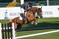 Lamaze Eric, CAN, Chacco Kid<br /> Spruce Meadows Masters - Calgary<br /> © Dirk Caremans<br /> 06/09/2018