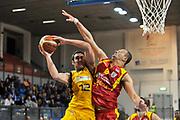 DESCRIZIONE : Novara Lega A2 2009-10 Campionato Miro Radici Fin. Vigevano - Prima Veroli<br /> GIOCATORE : Mario Ghersetti<br /> SQUADRA : Miro Radici Fin. Vigevano<br /> EVENTO : Campionato Lega A2 2009-2010<br /> GARA : Miro Radici Fin. Vigevano Prima Veroli<br /> DATA : 18/10/2009<br /> CATEGORIA : Tiro<br /> SPORT : Pallacanestro <br /> AUTORE : Agenzia Ciamillo-Castoria/D.Pescosolido