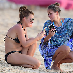 Coleen Rooney spotted on beach in Barbados ***SPECIAL INSTRUCTIONS*** Please pixelate children's faces before publication.***. 24 Oct 2018 Pictured: coleen Rooney . Photo credit: 246paps/MEGA TheMegaAgency.com +1 888 505 6342