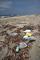 Marine Debris from Tijuana Mexico - Imperial Beach, CA