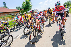Diego ULISSI of UAE TEAM EMIRATES during 1st Stage of 27th Tour of Slovenia 2021 cycling race between Ptuj and Rogaska Slatina (151,5 km), on June 9, 2021 in Sports park Kranj, Kranj, Slovenia. Photo by Ziga Zupan / Sportida