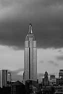 Empire State Building, designed by Shreve, Lamb & Harmon, William F. Lamb as chief designer, Manhattan, New York City, New York