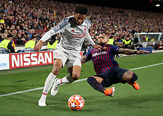 Barcelona v Liverpool - 01 May 2019