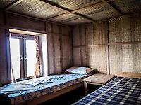 Upper Chistibung Community Lodge, Annapurna Dhaulagiri Trail, Nepal.