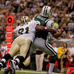 10-04-2009 New York Jets at New Orleans Saints