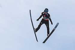Jakub Wolny (POL) during the 1st round of the Ski Flying Hill Individual Competition at Day 2 of FIS Ski Jumping World Cup Final 2019, on March 22, 2019 in Planica, Slovenia. Photo Peter Podobnik / Sportida