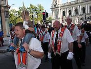 Belfast Orange Order March 12/07/2011