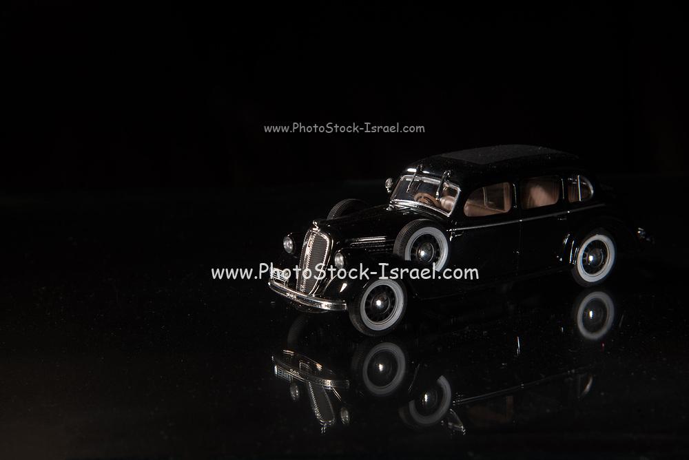 classic Skoda superb 913 (1938) on display