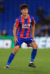 Crystal Palace's Lee Chung-yong