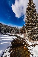 River Run Village, Keystone Resort, Colorado USA.