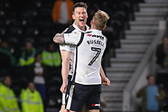 Derby County v Fulham 040417