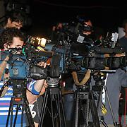NLD/Aalsmeer/20070601 - Uitzending van de BNN grote  Donorschow, grote media belangstelling uit het buitenland