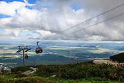 Vysoke Tatry cablecar, Slovakia