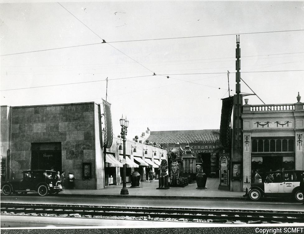 1924 Egyptian Theater