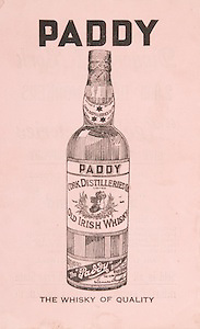 Munster Minor and Senior Hurling Championship Final,.25.07.1937, 07.25.1937, 25th July 1937,.25071937MSMHCF,..PADDY old Irish whiskey,..
