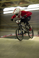 #5 (CHRISTENSEN Simone Tetsche) DEN during practice at the 2019 UCI BMX Supercross World Cup in Manchester, Great Britain