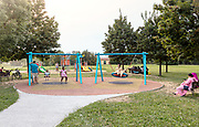 Bergamo: il Parco della Trucca, the largest park in town.