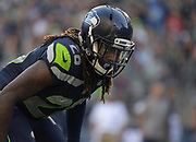 Aug 25, 2017; Seattle, WA, USA; Seattle Seahawks defensive back Shaquill Griffin (26) during a NFL football game against the Kansas City Chiefs at CenturyLink Field.