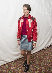 September 10, 2017 - Toronto, California, Canada - Tatiana Maslany stars in the movie Stronger (Credit Image: © Armando Gallo via ZUMA Studio)