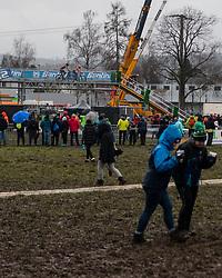 Women Under 23 race, 2020 UCI Cyclo-cross Worlds Dübendorf, Switzerland, 2 February 2020. Photo by Pim Nijland / Peloton Photos   All photos usage must carry mandatory copyright credit (Peloton Photos   Pim Nijland)
