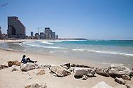 Israel, Tel Aviv Beaches