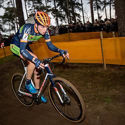 26-12-2019: Cycling: CX Worldcup: Heusden-Zolder: Maik van der Heijden