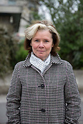 Actress Imelda Staunton at the launch of Action Aid's International Safe Cities for Women Day Thursday May 19, 2016 at Marble Arch, London.