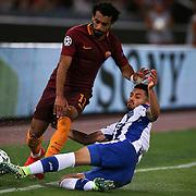 20160823 Calcio, Preliminari Champions League : AS Roma vs FC Porto