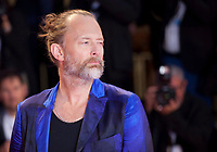 Thom Yorke at the premiere gala screening of the film Suspiria at the 75th Venice Film Festival, Sala Grande on Saturday 1st September 2018, Venice Lido, Italy.