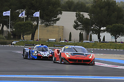 April 13, 2018 - Le Castellet, France - 50 KESSEL RACING (CHE) FERRARI 488 GT3 JOHN HARTSHORNE (GBR) OLIVER HANCOCK  (Credit Image: © Panoramic via ZUMA Press)